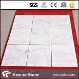 Nantural Polished Bathroom Stone Marble Tile per Flooring/Wall