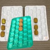 Grau alimentício de PP e descartáveis de plástico PET Frutos e Produtos Hortícolas a bandeja de alvéolos de embalagem