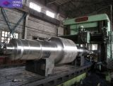 Usine certifiée ISO 9001 de haute précision de faux arbre de turbine