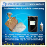 Low Shrinkageの鋳造物Silicone Rubber