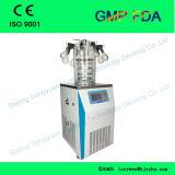 Laboratorio de pequeños Lyophilizer Vertical/Congelar Secador (LGJ-18)