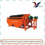 CTB-718 série cylindre magnétique permanent Séparateur magnétique