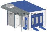 Aprovado pela CE a cortina de água Cabine de Spray Carro forno da cabine de spray