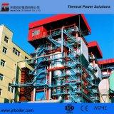 ASME/Ce 130 т/ч Высокое давление Высокая температура циркулирующей в псевдоожиженном слое бойлер для электростанции
