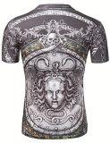 Les hommes personnalisé est confortable Sublimation Tee-shirts