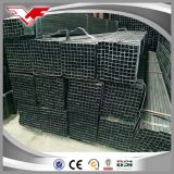 Tubo de acero estructural de sección hueca rectangular y rectangular