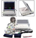 Pantalla grande monitor fetal Nst Ctg de 12 pulgadas que detecta el movimiento fetal Fhr Toco FM - Maggie del feto