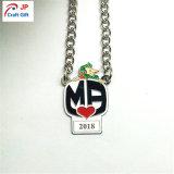 Dibujos animados de alta calidad personalizada de la medalla de metal