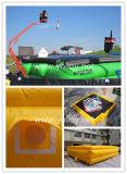 Grand sac d'air gonflable pour des arrêts