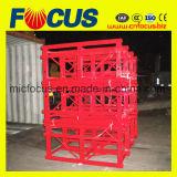 Alzamiento doble de la construcción de la jaula Sc120/120 en la promoción