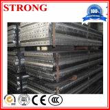 Gjj Baoda alzamiento de piezas de construcción de elevación de rack