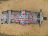 Pompa a ingranaggi genuina dell'idraulica di KOMATSU: 705-55-23040 parti di KOMATSU