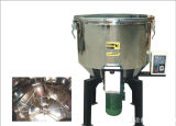 PVC-PET pp. Vertacal und Horizontal Plastic Color Mixer