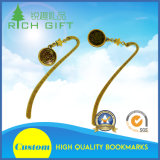 Zubehör-kundenspezifisches Qualitäts-Geldstrafen-Goldbookmark für Sammler