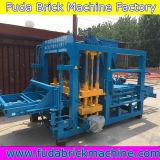 Machine de fabrication de brique complètement automatique neuve des cendres Qt4-18 volantes