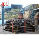 Gewundene Konzentrator-Rutsche in Minenmaschiene