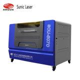 Le travail du bois et gravure de la machine de découpe laser avec la CE se sont révélés
