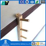 Colgador de puerta de madera para la decoración del hogar