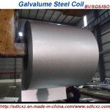 Против отпечатков пальцев сталь Galvalume Aluzinc Az катушки G 40-150 дюймов