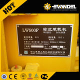 Le XCM Mini chargeur sur roues LW188 0.9Cbm godet 5600kg Poids en fonctionnement 60kw (LW188)