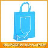Пользовательская складывание рекламных не тканого сумка Магазинов
