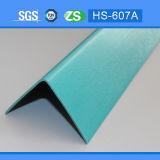 안전을%s 고아한 나무로 되는 색깔 PVC 코너 가드