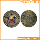 Цинк литой индивидуальные задачи золотой медали (YB-Co-05)