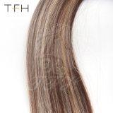 Double appelée U Astuce droites Pre-Bonded la kératine des cheveux Remy Hair Nail Tip Hair Extensions de cheveux humains malaisien P6/613#