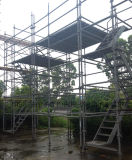 Andamio galvanizado estándar de Aus/Nz para la construcción al aire libre