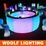 바 반대 둥근 바 LED 바 카운터 Wf-15115