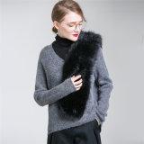 2018人の新しい女性V首のセーターの卸売