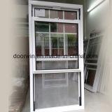 American solo Hung salto térmico de aluminio con doble ventana de colgado