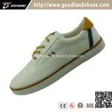 Le raie neuf de qualité chausse les chaussures occasionnelles de toile pour les hommes 20236-3