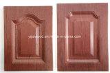 台所家具PVCフィルムMDFのコアキャビネットドア
