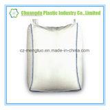 4 o U Panel Big Bag FIBC con costuras Side Loops Bolsa PP industrial a granel