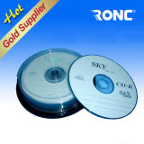 Classificare un Empty CDR con l'OEM Logo Blank CD-R