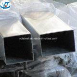 ASTM DIN EN 201 304 316 316 ti квадратные трубы из нержавеющей стали / стальная труба прямоугольного сечения