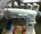 Máquina de coser de zigzag de pies