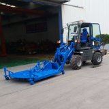 Zl10f 농업 소형 정면 다중 기능 삽 바퀴 로더