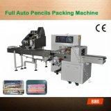 Voller automatischer Bleistift, der die Kugel-Feder-Verpackmaschine-Fabrik-Herstellung einwickelt