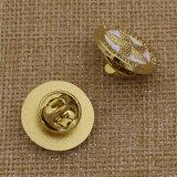 Pin di collare duro dello smalto 3D dello smalto molle poco costoso del metallo del rifornimento