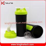 [700مل] بلاستيكيّة بروتين رجّاجة زجاجة مع مقبض, مع 7 أيام [بيلّبوإكس] داخلا
