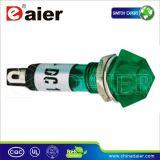 3V Indicador de Equiqment LED Bombilla de Señal, Piloto Luz (XD7-2)