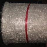 Couvre-tapis de point de fibre de verre, couvre-tapis métallisé de point, couvre-tapis coupé piqué de brin