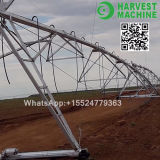Tipo chino sistema del pivote del centro de la agricultura de irrigación de la granja con la regadera de Nelson