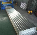 Metall runzelte die Wand-Blatt-Rolle, die Maschinerie bildet