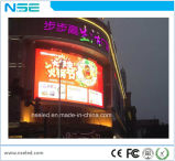 P6 al aire libre a todo color publicidad display LED pantalla LED Normal