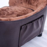 2016 New Design Luxury Leather Dog Sofa / Pet Products