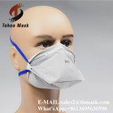 Маска Анти--Пыли вздыхателя Niosh углерода N95 4ply En149 Actived складывая для работников
