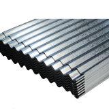 Strato ondulato del tetto del ferro del metallo di Aluzinc per costruzione